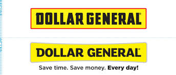 dollar general logo. Perfect Dollar Dollar General Logo Before And After And Logo R