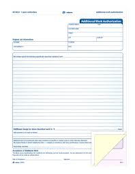 Auto Repair Order Template Free Best Of Work Authorization