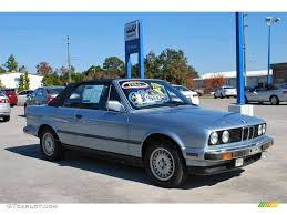 BMW 3 Series 1990 bmw 3 series : 1990 Glacier Blue Metallic BMW 3 Series 325Ci Convertible ...