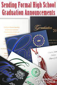 Blog Homeschool Graduation Sending Formal High School