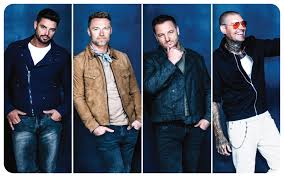 Light Up The Night Lyrics Boyzone Boyzone To Play Final Ever Shows At The London Palladium