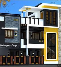 Small Picture Single Floor Contemporary Indian Home Design In 1350 Sqft Modern