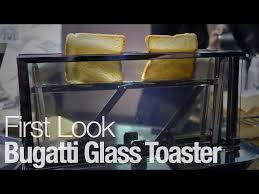 Black + decker toasters vs smeg toaster review. Noun Smart Glass Toaster Can Cook Steak For You