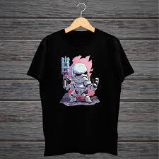 star wars dope funny graphic fashion black t shirt 09