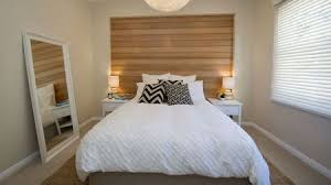 master bedroom feature wall: house rules master bedroom carly and leightons house sa phase  love this wooden feature wall and neutral tones throughout the room