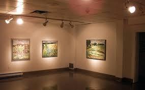 lighting for paintings best track art studio gallery art gallery lighting22