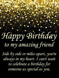 Friend Birthday Quotes Cool Top 48 Birthday Wishes For Best Friends With Images Quotes Yard