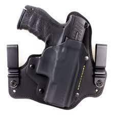 the luxury option black arch browning iwb hybrid holster