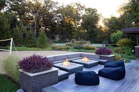 image of modern fire pit pits contemporary outdoor gas with decorating modern outdoor fire pit13