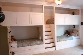 how to build a wall bed luxury 4 bunk beds in wall