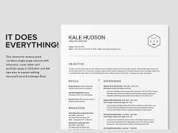 Modern Cv Word Modern Clean Resume Templates Modern Cv Word Clean Resume Template