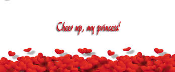 cheer up love messages for my