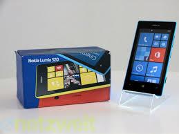 Nokia Lumia 520 im Test