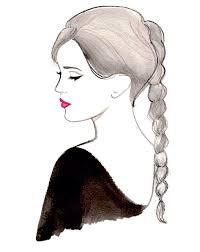La Tresse Tutorial By K Rastase Braids Inspiration Pinterest