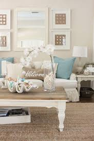 Ocean Themed Living Room