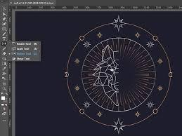Symmetrical Drawing In Illustrator Cc 2019 Yes Im A Designer