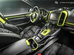 Porsche Cayenne <b>Interior</b> | 2019-2020 New <b>Car</b> Reviews