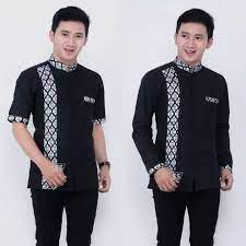 Hal tersebut terlihat dari desain dan juga motifnya yang terbilang sangat modern dan kekinian. Kemeja Koko Baju Koko Pria Baju Koko Muslim Pria Terbaru 2021 Koko Batik Kemeja Pendek Grosir Store Lazada Indonesia