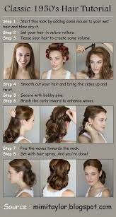 best 20 50s hair tutorials ideas on rockabilly hair