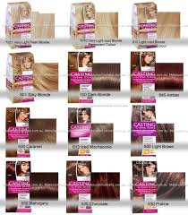 Loreal Casting Colour Chart 26 Fantastic Loreal Blonde Hair Color Chart Ii115471