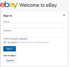 ebay sign in. Perfect Ebay 1Go To The EBay Sign In Page Inside Ebay R