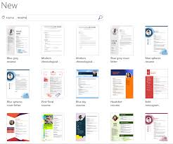 microsoft resume templates downloads 20 free and premium word resume templates download