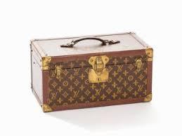 louis vuitton trunk. auction alert: summer sojourn with vintage louis vuitton trunks trunk