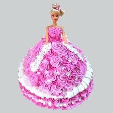 Barbie Cake Design Barbie Cake Online S Cakes N Bakes Barbie Cake
