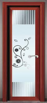 s 334carved flower aluminum cat doors profiles