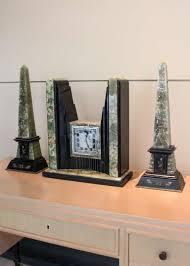 obelisk furniture. Art Deco Egyptian Revival Clock And Obelisk Set By The Electric Manufacturer ATO Of Besançon Furniture