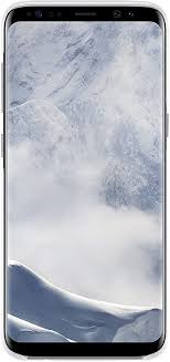 <b>Samsung Clear Cover</b>, Protective Case for Galaxy S8: Amazon.co ...