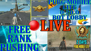 Pubg Mobile Lite 0.20.0 Bot Lobby Live ...