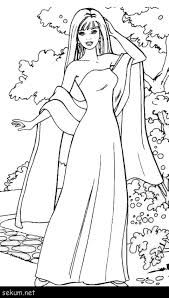 Barbie Girl Coloring Pages Games Fresh Barbie Coloring Pages Two