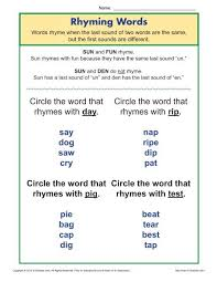 The lanternfish phonics resource section has greatly expanded. Rhyming Words Phonics Worksheets