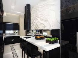 Kitchens With White Tile Floors Kitchen White Tile Table Kitchen Island Vent Hood Modern Kitchen