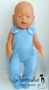 Купить Комплект для <b>BABY born</b> - <b>голубой</b>, одежда для <b>кукол</b> ...