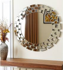 modern wall mirror design decorative magnificent art museum market delightful unusual round ideas for living room