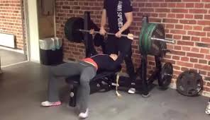 Funny WEIGHT LIFTING Pictures Videos And Articles On CollegeHumorBench Press Wheelie
