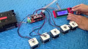 3d printer kit test mega 2560 ramps 1 4 lcd 2004 controller 3d printer kit test mega 2560 ramps 1 4 lcd 2004 controller nema 17 motors