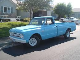 JM3176 1967 Chevrolet C/K Pick-Up Specs, Photos, Modification Info ...