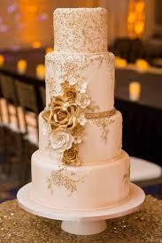 Gold Wedding Cakes Gold Wedding Cakes Metallic Wedding Cakes
