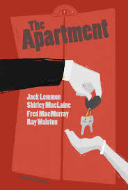 The Apartment 1960 Now Booking Chiddingfold Village Cinema
