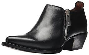 Frye Womens Sacha Moto Shootie Ankle Bootie Choose Sz