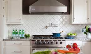 impressive arabesque tile in kitchen charleston with pencil edge next to benjamin moore cloud white alongside arabesque tile backsplash and arabesque tile