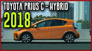2018 Toyota Prius c - Hybrid Technology - YouTube