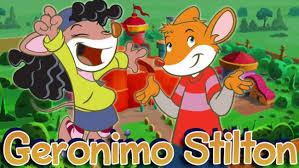 Geronimo Stilton | <b>Barnkanalen</b>