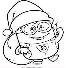 Disegno Minions27 Personaggio Cartone Animato Da Colorare