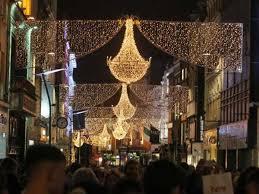Festive Lighting Dublin Dublin Christmas Lights Heres When The Capital Will Be Lit