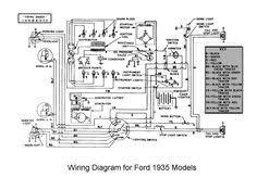 flathead electrical wiring diagrams readingrat net diagram 1970 2003 Ford F-250 Wiring Diagram at 53 Ford Custom Line Genrator Wiring Diagram