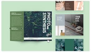 Brochure Maker Software Free Download Free Online Brochure Maker Design A Custom Brochure In Canva